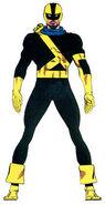 Wyatt McDonald (Earth-712) from Official Handbook of the Marvel Universe Master Edition Vol 1 33 001