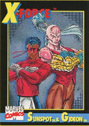 X-Force Vol 1 1 Trading Card 005