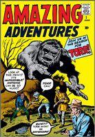 Amazing Adventures Vol 1 1