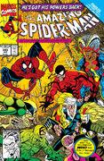 Amazing Spider-Man Vol 1 343