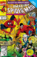 Amazing Spider-Man Vol 1 343