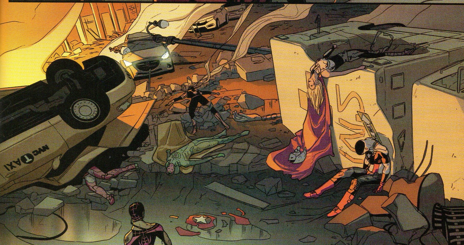 Avengers (Earth-Unknown) from Spider-Man Vol 2 7 001.jpg