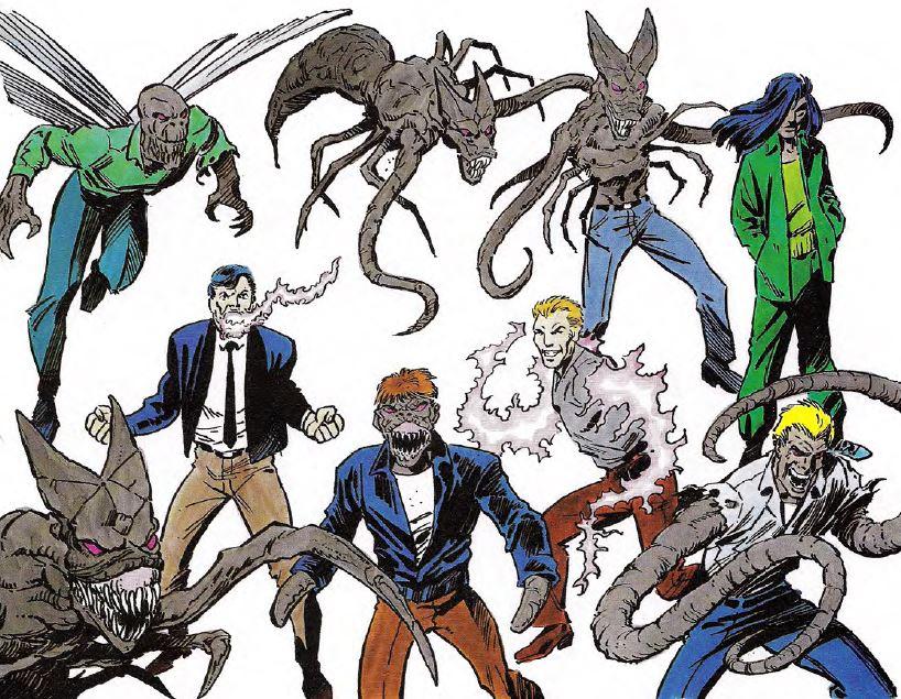 Brood Mutants (Earth-616)