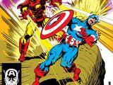 Captain America Annual Vol 1 9