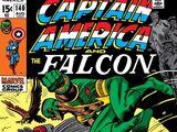 Captain America Vol 1 140