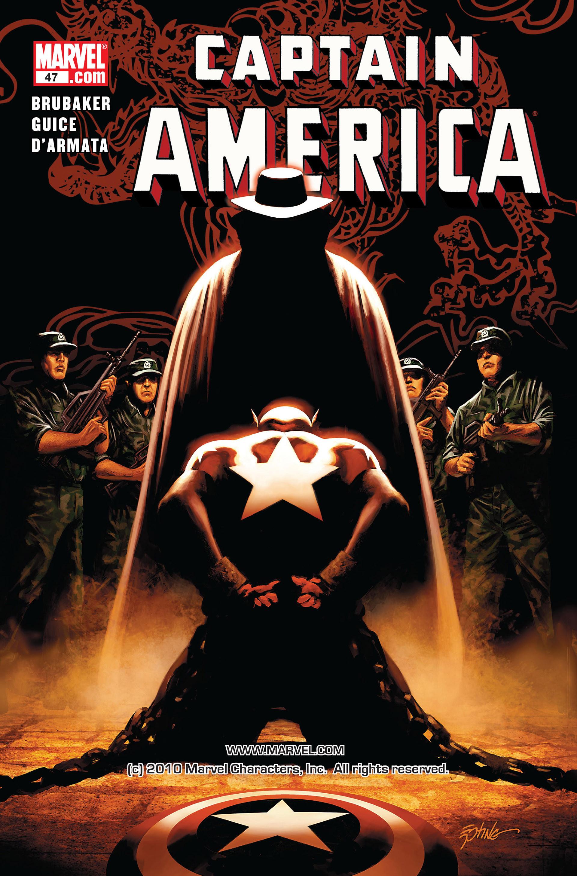 Captain America Vol 5 47
