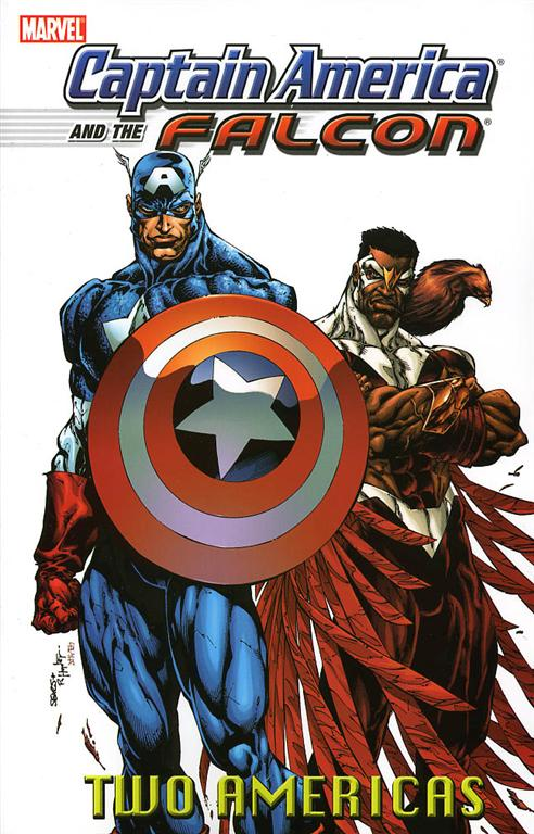 Captain America and the Falcon TPB Vol 1 1: Two Americas