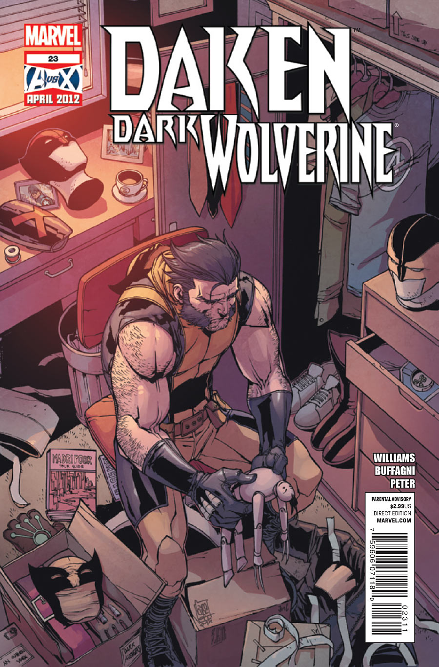 Daken: Dark Wolverine Vol 1 23