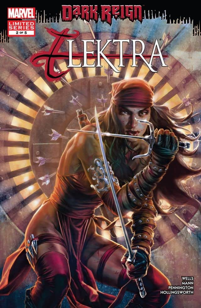 Dark Reign: Elektra Vol 1 2