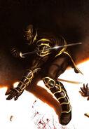 Dark Reign The List - Avengers Vol 1 1 Textless