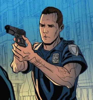 Dave Marshall (Earth-616)