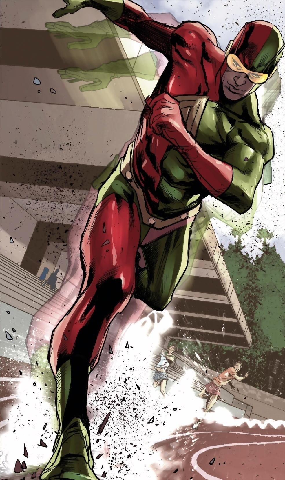 Delroy Garrett Jr. (Earth-616)