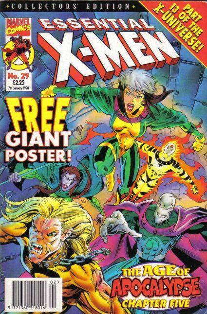 Essential X-Men Vol 1 29