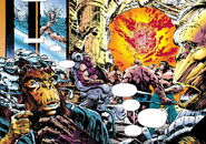 Gene-Corps (Earth-616) from Bloodseed Vol 1 2 0001