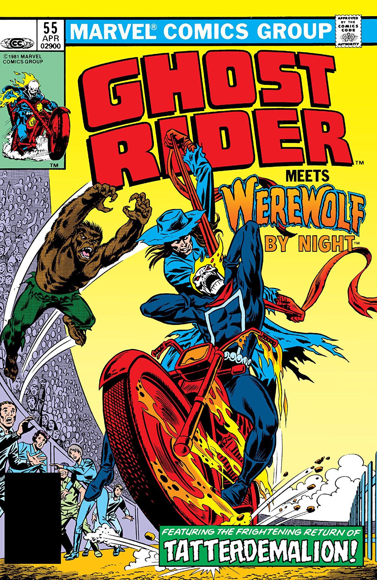 Ghost Rider Vol 2 55