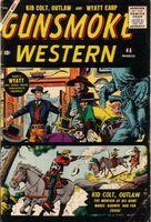 Gunsmoke Western Vol 1 45