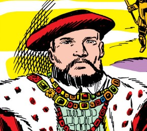 Henry Tudor (Earth-616)