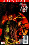 Immortal Iron Fist Annual Vol 1 1