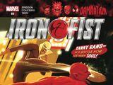 Iron Fist Vol 1 80