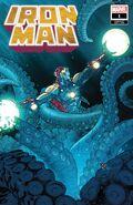 Iron Man Vol 6 1 Launch Variant