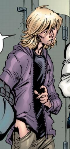 Jimmy Franks (Earth-616)