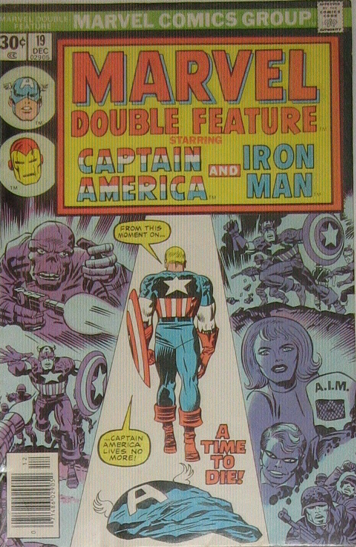 Marvel Double Feature Vol 1 19