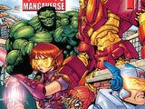 Marvel Mangaverse: Eternity Twilight Vol 1 1