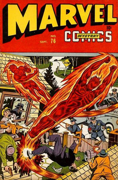 Marvel Mystery Comics Vol 1 76