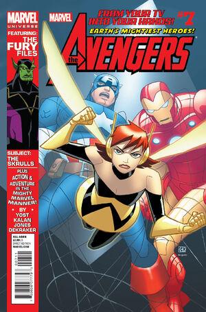 Marvel Universe Avengers - Earth's Mightiest Heroes Vol 1 7.jpg