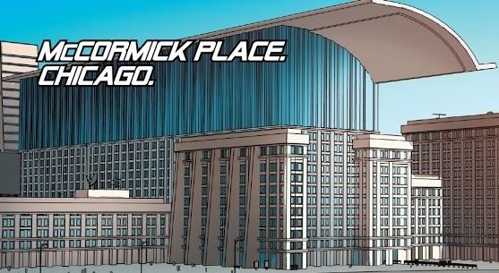 McCormick Place/Gallery