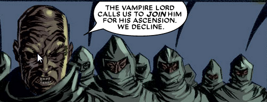 Mortuus Invitus (Earth-616) from Tomb of Dracula Vol 4 2 001.png