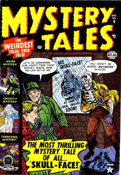 Mystery Tales Vol 1 6