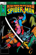 Peter Parker, The Spectacular Spider-Man Vol 1 54