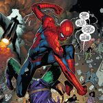 Peter Parker (Earth-616) Vs. Norman Osborn (Earth-616) from Amazing Spider-Man Vol 1 798 001.jpg