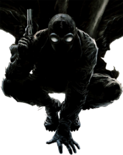 Peter Parker (Earth-90214) from Spider-Man Noir Vol 1 1 Cover.png