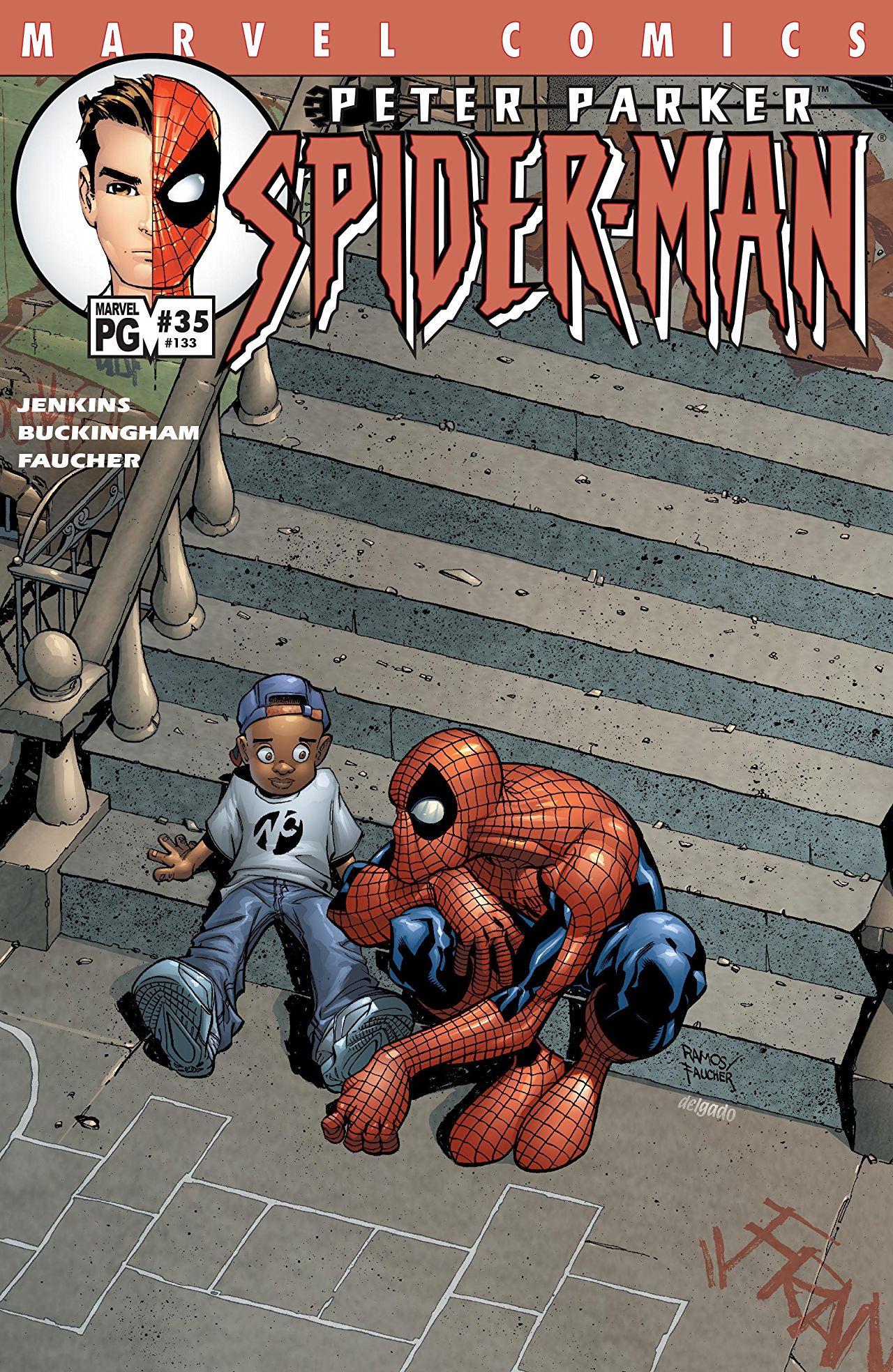 Peter Parker: Spider-Man Vol 1 35