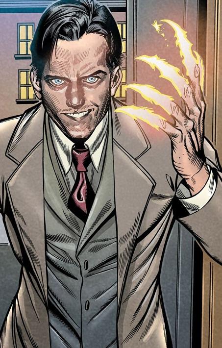 Peter Wisdom (Earth-616)
