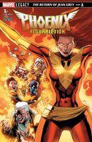 Phoenix Resurrection The Return of Jean Grey Vol 1 1