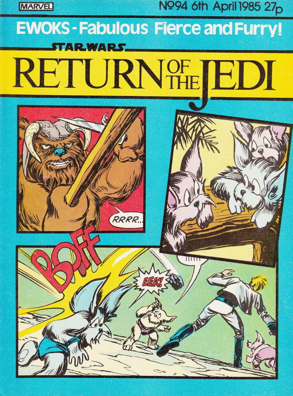Return of the Jedi Weekly (UK) Vol 1 94