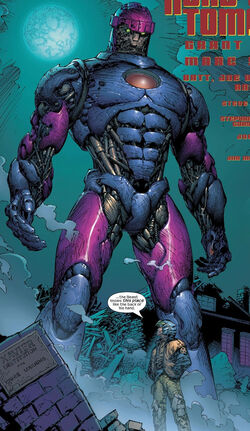 Rover (Sentinel) (Earth-15104) from New X-Men Vol 1 151 0001.jpg
