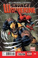 Savage Wolverine Vol 1 6