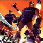 Sentinels (Earth-5631) Wolverine and Power Pack Vol 1 2.jpg