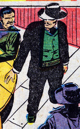 Shuffler (Earth-616)