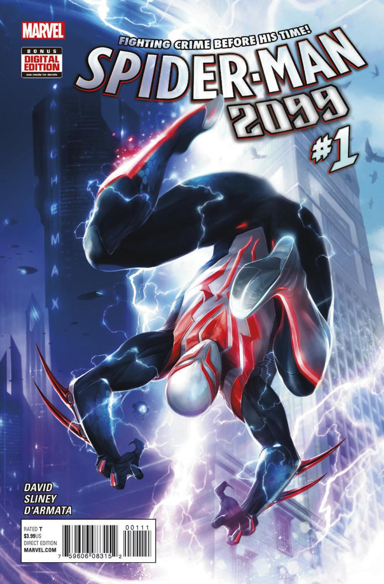 Spider-Man 2099 Vol 3 1