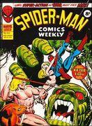 Spider-Man Comics Weekly Vol 1 144