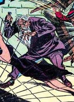 Spiderman (1940s) (Earth-616) from Blonde Phantom Comics Vol 1 2 0001.jpg