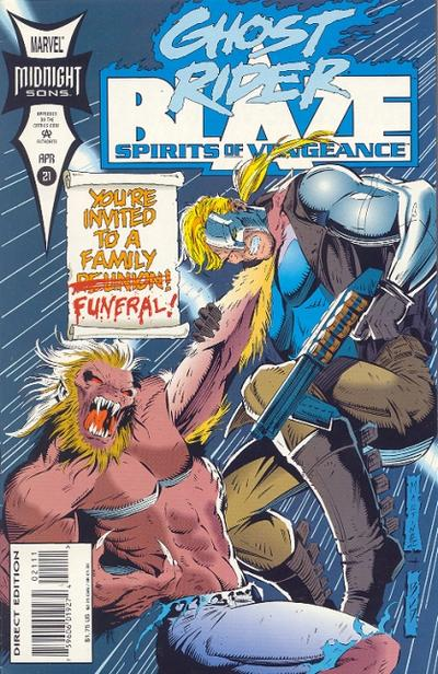 Ghost Rider/Blaze: Spirits of Vengeance Vol 1 21