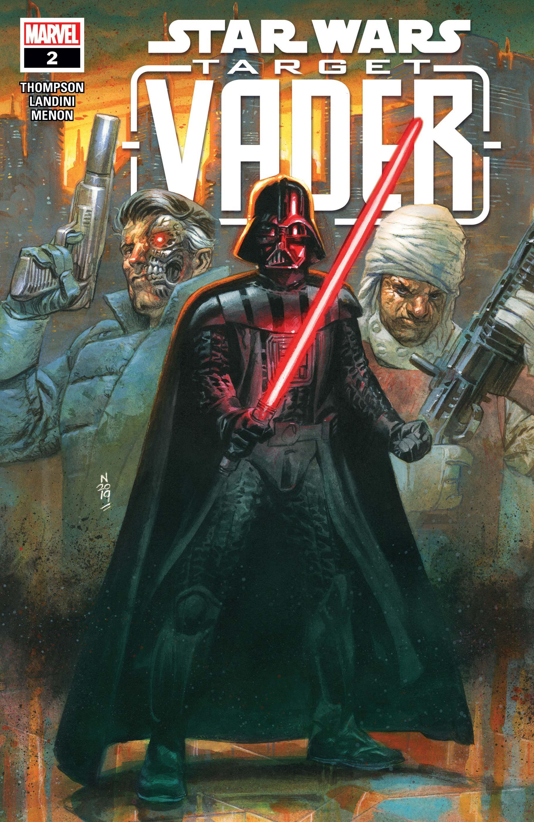Star Wars: Target Vader Vol 1 2