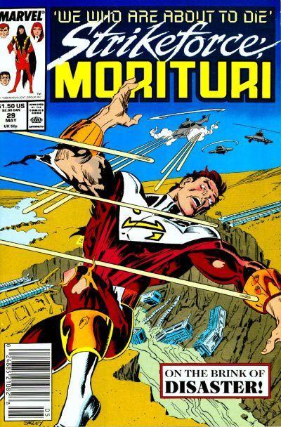 Strikeforce Morituri Vol 1 29