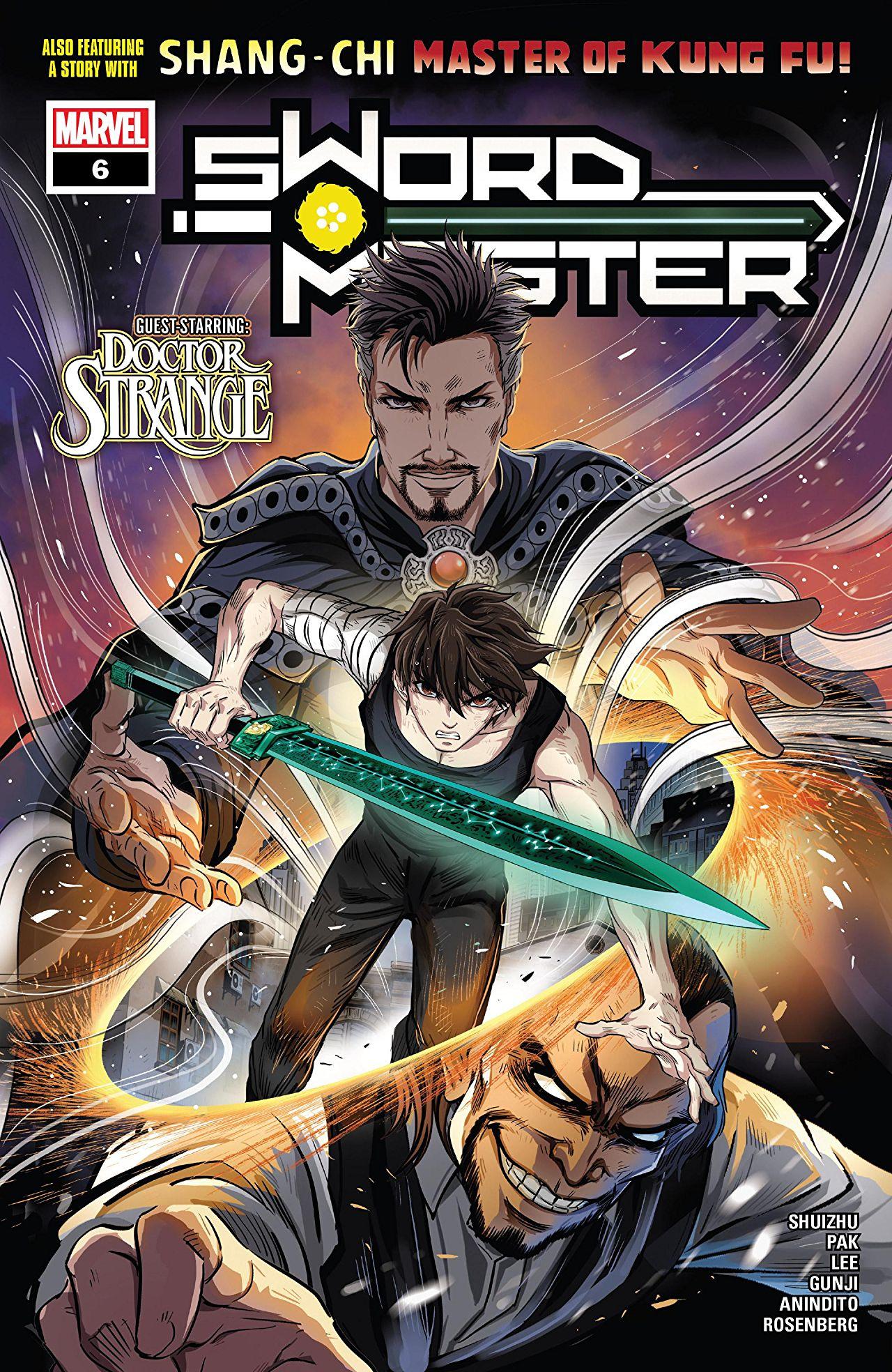 Sword Master Vol 1 6